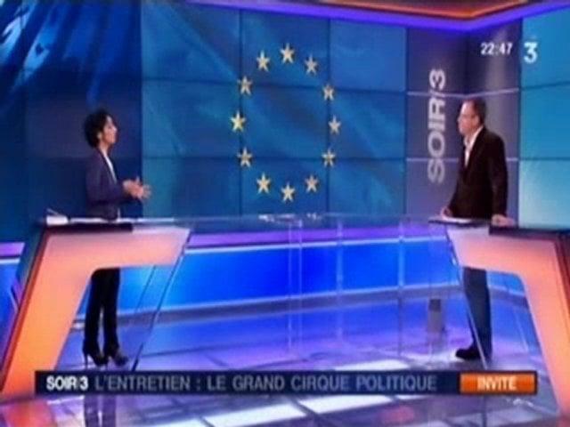 Christophe Deloire présente le livre Circus Politicus