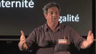 Frédéric Bosqué - L'espoir, si je le décide - TedxRepubliqueSquare