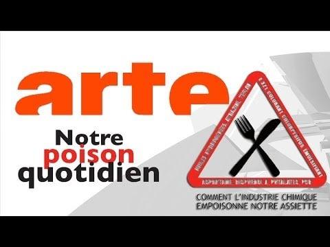 Notre Poison quotidien arte