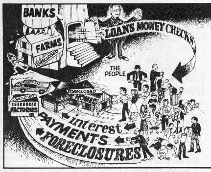 ARGENT–Si les gens comprenaient réellement le processus de création monétaire