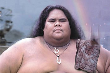 Israel_Kamakawiwoʻole-Somewhere over the rainbow
