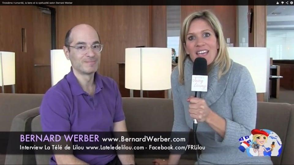 Troisième Humanité, la terre et la spirtualité selon Bernard Werber